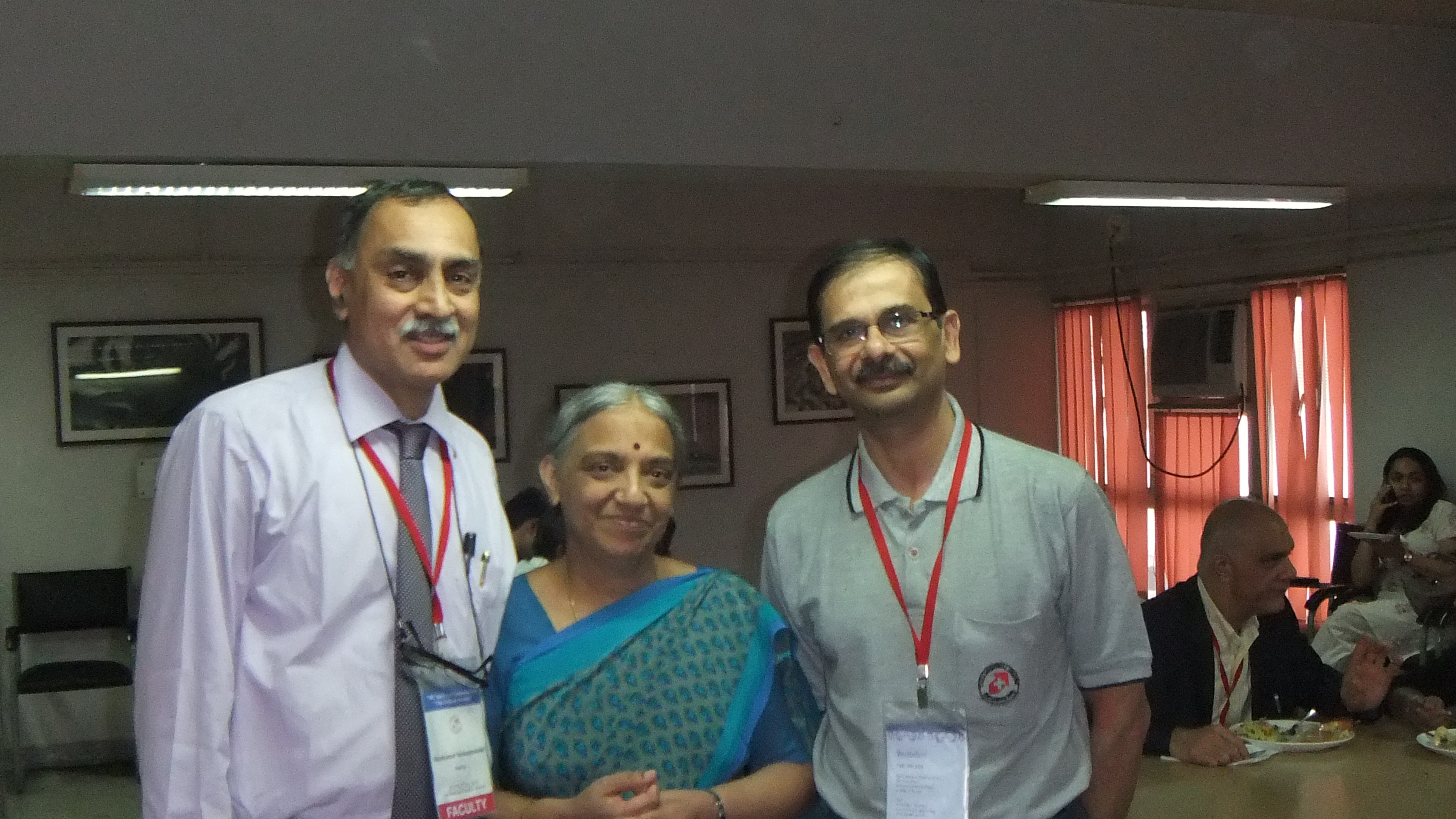 Bhavani Shankar Kodali at Mumbai Airway Meeting